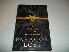 Paragon Lost by Dave Duncan (2002) HC new