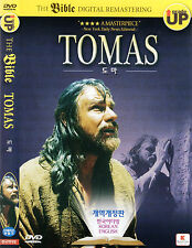 The Bible  - The Story of Thomas DVD - Elisabetta Marchetti  (NEW)