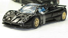 PAGANI  ZONDA   C12   V12   BLACK NEW IN BOX .