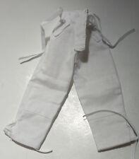 1/6 scale Dragon WW2 German Army ELITE unit winter white pants trousers