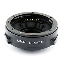 Kipon Auto focus Electronic AF Lens Adapter for Canon EF Lens to Micro 4/3 OM-D