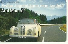 RARE / CARTE TELEPHONIQUE - BMW ALLEMAGNE : AUTO MOBILE GERMANY / PHONECARD