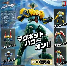 VOLUTION TOY DYNAMITE ACTION NO 01EX KOTETSUSHIN JEEG OLD MODEL NUOVO NEW
