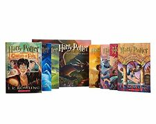 Harry Potter (ebook collection1-7), J.K. Rowling format -PDF, EPUB, MOBI, KINDLE
