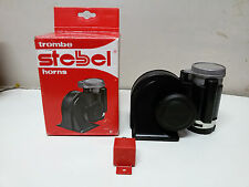 ITALY STEBEL NAUTILUS Twin Air Horn For Universal Bikes & Cars
