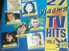 27 VLAAMSE TV HITS VOLUME 2 (2 CD - 1995) Dana Winner, Marleen, John Terra...