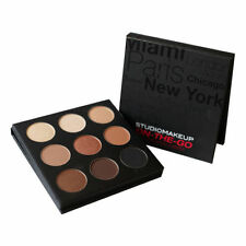Studio makeup On-the-go Eyeshadow Palette Cool Down