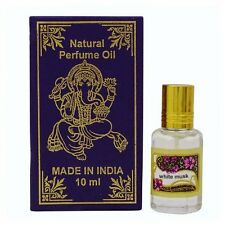 White Musk Fragrance Oil 100% Pure and Natural Perfume Oil  - 10ml