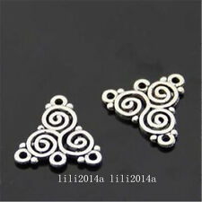 20pc Retro Tibetan Silver connector Jewelry Accessories wholesale   PL963