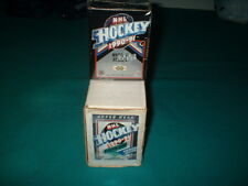 1990-91 UPPER DECK HOCKEY SET, 550 CARDS