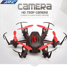 JJRC H20C Mini Drone 2.4GHz 4CH 6 Axis Gyro With 2MP 720P Camera One Key Return