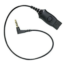 Plantronics MO300 Cable 38541-01 for H-series to Nokia Blackberry LG HTC