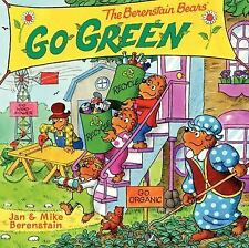 The Berenstain Bears: The Berenstain Bears Go Green by Jan Berenstain and...