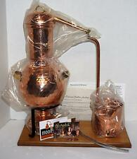 Rare 2011 Al-Ambik Arabia 2.5L Handcrafted Copper Distiller Perfume Moonshine