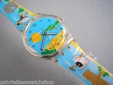 SAFARI BEACH! Whimsy & Colorful TROPICAL FUN Swatch! NIB-RARE!