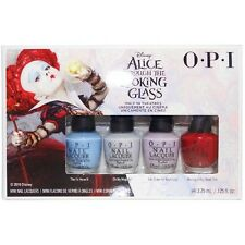Opi Alice Through The Looking Glass Collection 2016 Nail Lacquer Set of 4