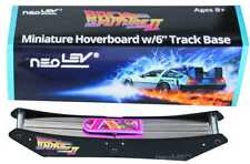 """BACK TO THE FUTURE MINIATURE HOVERBOARD DESK TOY 6"""" BASE #smay16-83"""
