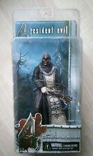 """Neca Resident Evil 4 Los Illuminados Monk Skull Face 7"""" Figure RARE"""