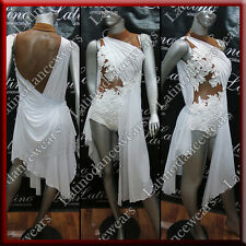 LATIN RHYTHM SALSA BALLROOM COMPETITION DANCE DRESS (LT1034)