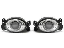 USA Mercedes W463 G Class G Wagon Projector Glass Fog Lights Set OE Replacement
