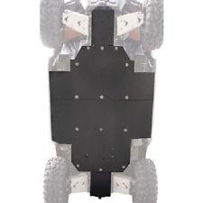 """Tusk Quiet Glide UHMW Skid Plate 3/8"""" POLARIS RZR S 800 2009-2014 skidplate 800s"""