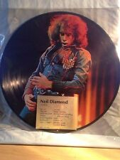 Neil Diamond Picture Disc LP Denmark 1974