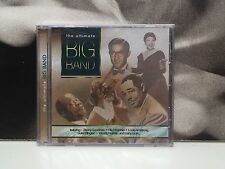 THE ULTIMATE BIG BAND CD NEW SEALED