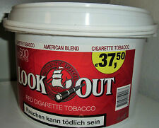 Look Out red 300 g American Blend  Tabak Zigarettentabak
