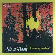 Steve Boult - Jesus Is My Sunshine - Pilgrim Records PRAISE-8 Ex Condition
