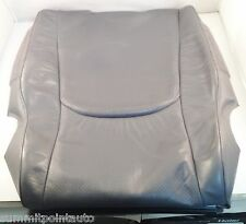 1998-2000 MERCEDES-BENZ ML320 ~ REAR DOUBLE RIGHT SEAT LEATHER BACK ~ OEM