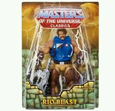 Masters of the Universe Classics Rio Blast Heroic Transforming Gunslinger Figure