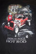 American Muscle Hot Rod Lifestyle Classics TShirt Size Large Free Ship -0414G93