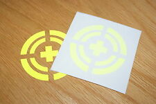 Iannone Logo Decals (Pair)