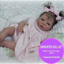 Doll kit to make a reborn doll ~ Reborn kit ~ Riley by Aleina Peterson~ Adorable