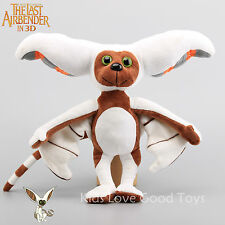 The Last Airbender Resource 12'' Momo Avatar Soft Stuffed Plush Doll Toy Rare