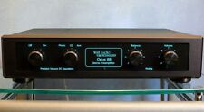 * WALL AUDIO - REFERENCE TUBE AMPLIFIER - OPUS 88 - PHONO - UVP EURO 5.950.00! *