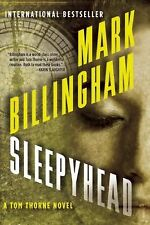 Sleepyhead by Mark Billingham (2013, Paperback)