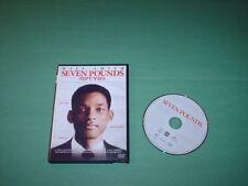 Seven Pounds (DVD, 2009)