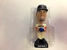 2003 Carl's Jr. San Francisco Giants Jose Cruz Jr. Mini Bobblehead Doll