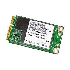 Scheda modulo WiFi wireless HP G50 - Compaq Presario CQ50  458381-002 459263-002