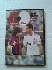 DVD 5 -0 FC BARCELONA - REAL MADRID · 29 N 2010 CAMP NOU