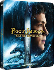 Percy Jackson: Sea of Monsters (Blu-ray 3D+Blu-ray)(3D+2D/STEELBOOK/Region Free)
