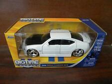 2006 DODGE CHARGER SRT8         2012 JADA TOYS BIGTIME MUSCLE   1:24 DIE-CAST