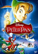 PETER PAN - DISNEY DVD - NEW / SEALED DVD
