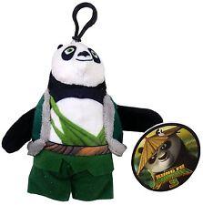 11cm Kung Fu Panda Soft Toy Bag Clip - LI Character (K67)