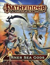 PATHFINDER CAMPAIGN SETTING: INNER SEA GODS HARDCOVER Paizo Game Guide HC