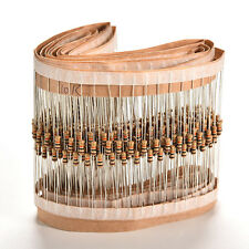 Around-the-clock 50pc New Alloy Golden Resistors 10K OHM 1/4W 5% Watts Power OZ