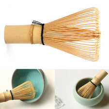 Japanese Ceremony Matcha Whisk Bamboo Green Tea Chasen Brush Powder Tool
