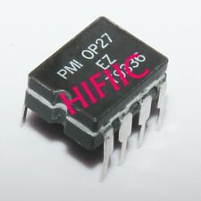 1PCS PMI OP27EZ Low-Noise, Precision Operational Amp