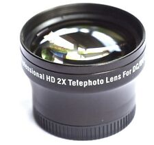 PRO HD 2x TELEPHOTO LENS FOR CANON VIXIA HF R200